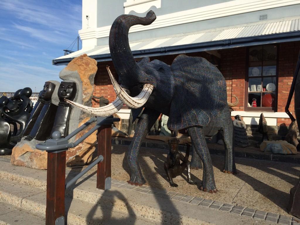 Die ersten Elefanten