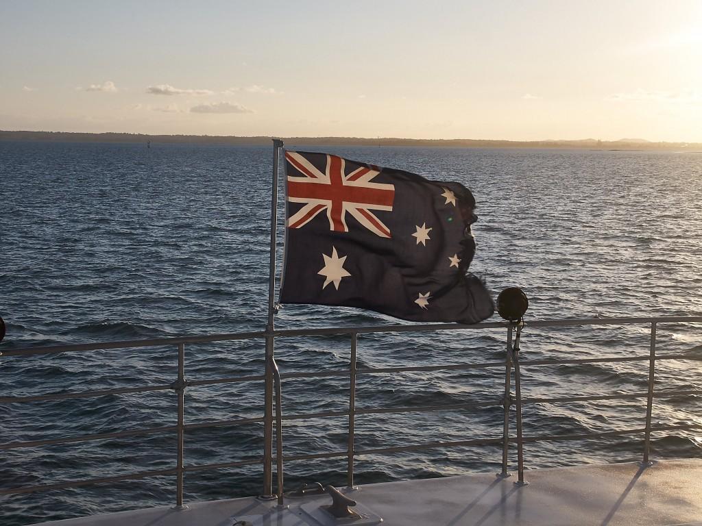 Australien .......