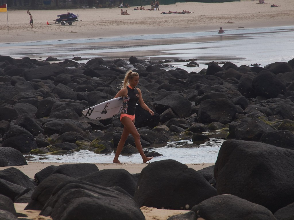 Surfer Girl ....