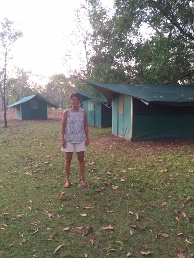 Einer unser Campgrounds.