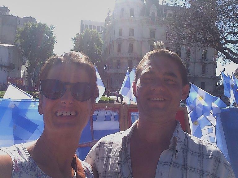 Buenos Aires_RegierungswechselDez. 10 2015 2