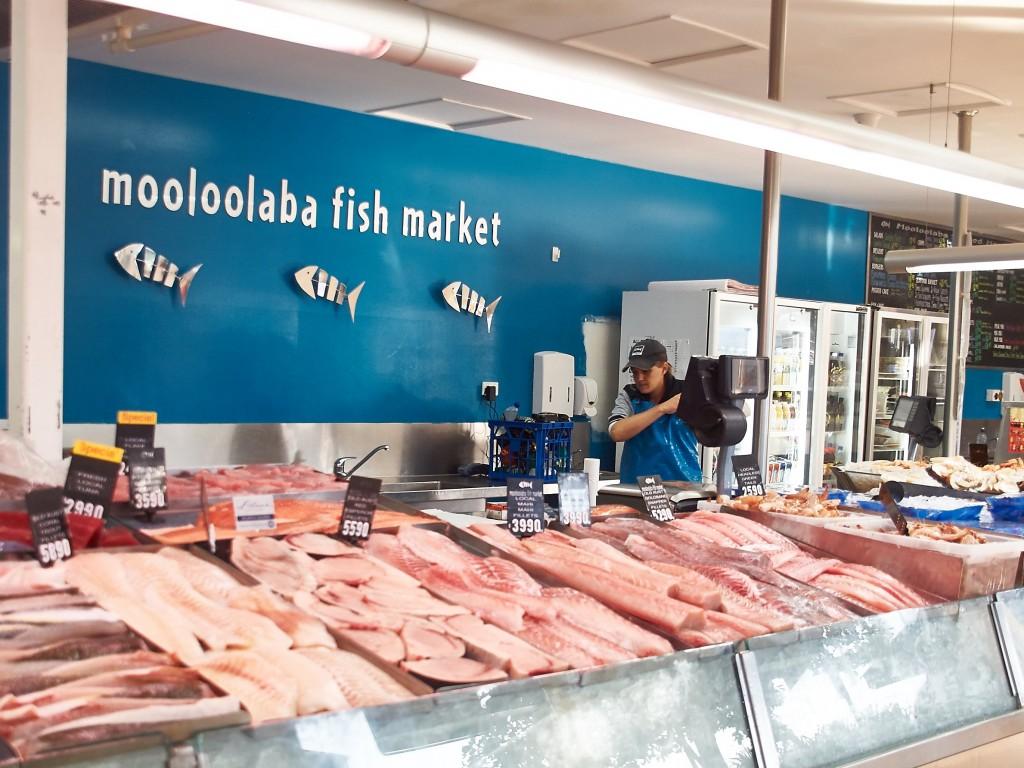 Jede Menge Fisch ....